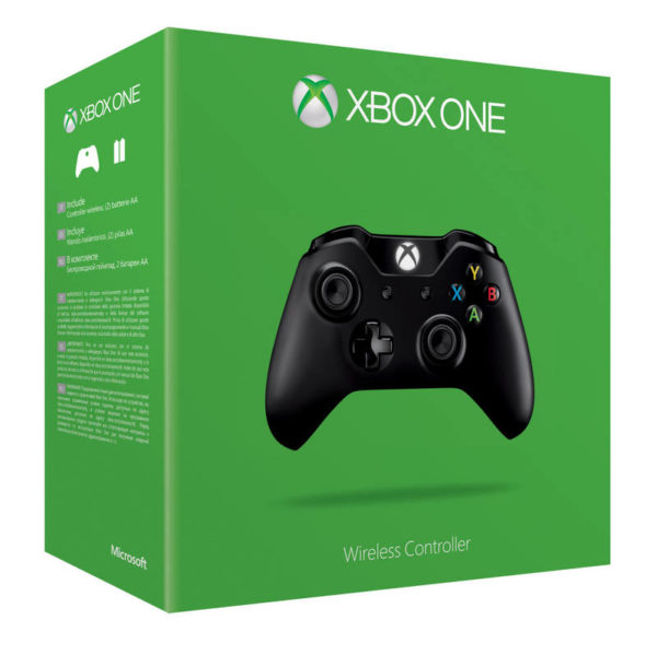 XBOX ONE WIRELESS CONTROLLER S2V 0001352f0592b