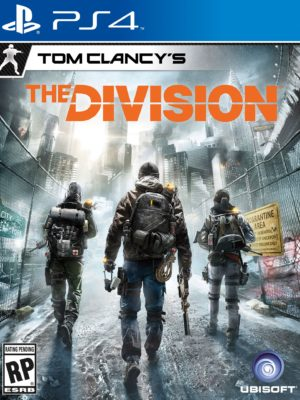 The Division Jeu Digital PS4