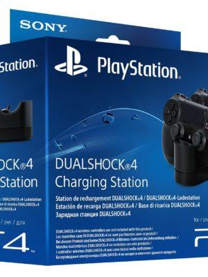 Dual Dock 2-In-1 Système D'alimentation Pour Manette Dual Shock Ps4
