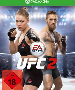Electronic Arts XB1 EA SPORTS UFC 2