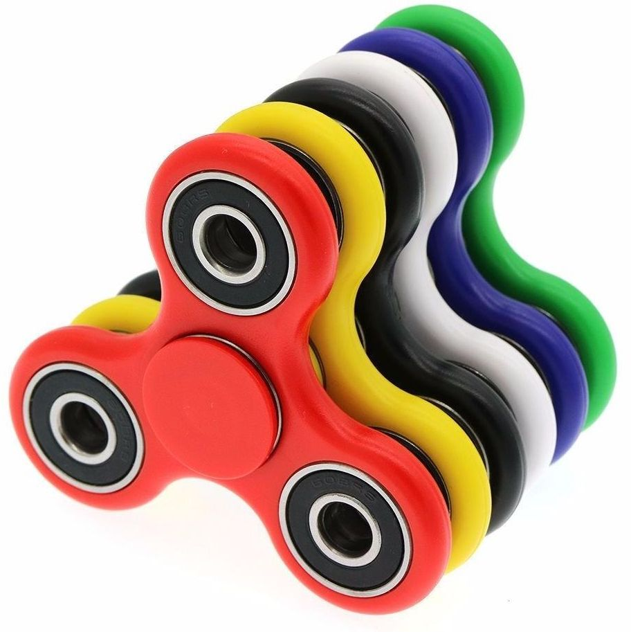 pack de 6 finger spinner coloris al atoire achat jeux video maroc. Black Bedroom Furniture Sets. Home Design Ideas