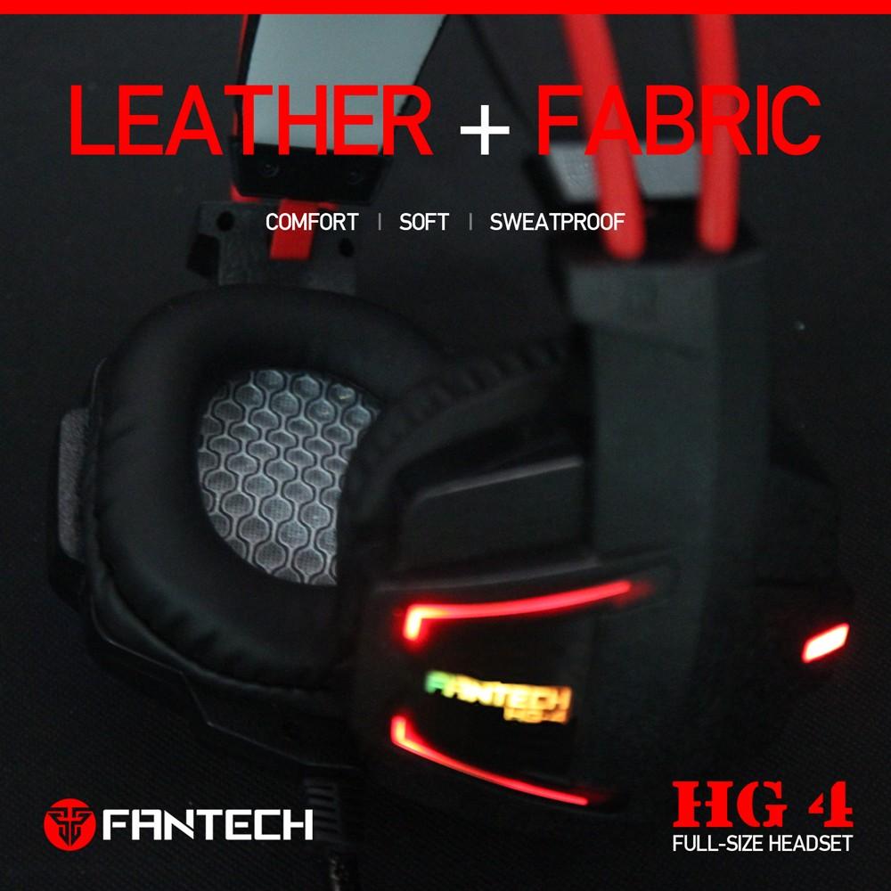 Casque Gaming Fantech Spectre Hg4 Achat Jeux Video Maroc