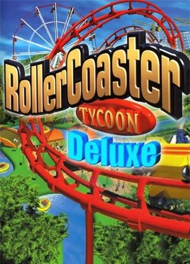 RollerCoaster Tycoon: Deluxe (Steam)