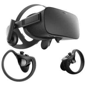 Oculus Rift + Touch Motion Controller