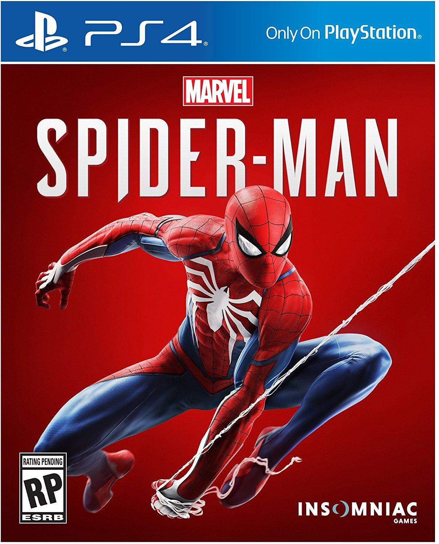 Marvels Spider-man PS4 - Achat jeux video Maroc