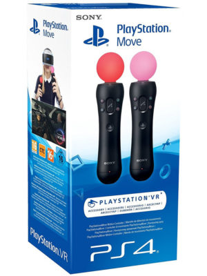 Sony Paire Playstation Move