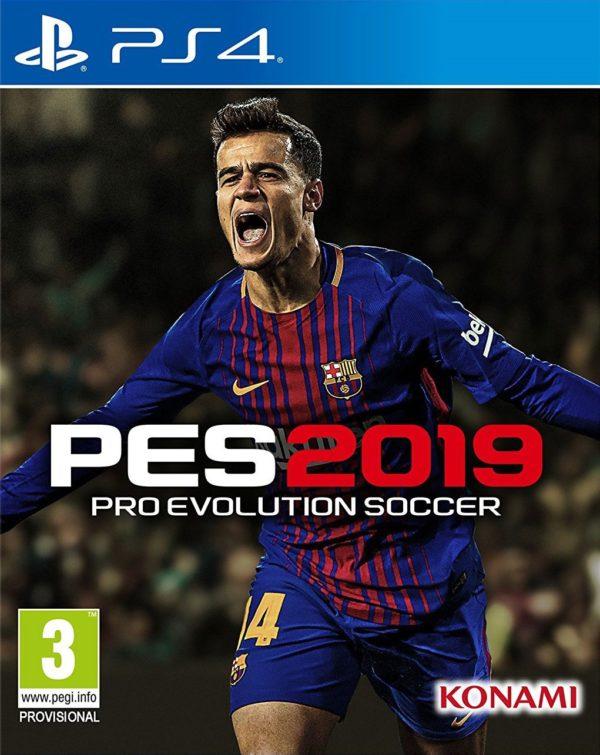 Pro Evolution Soccer PES 2019