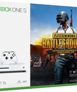 Pack Xbox One S 1 To Blanche + Playerunknown's Battlegrounds XBOX ONE