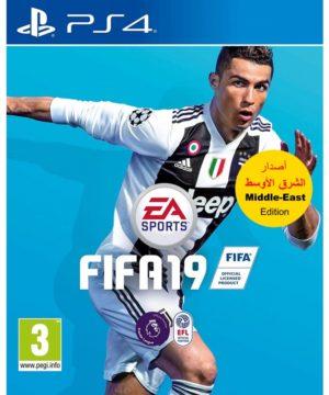 FIFA 19 Arabic PS4