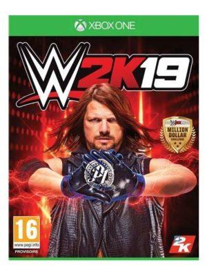 WWE2K19-xboxone