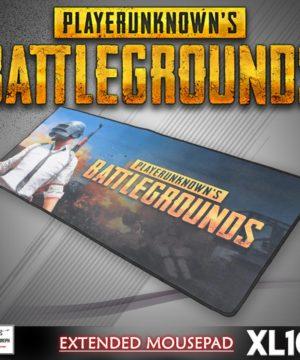 Tapis souris Gaming XL SPEED edition - PUBG Battle Ground
