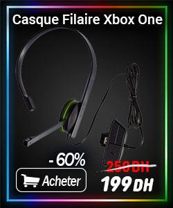 Micro-casqueFilaire – XboxOne