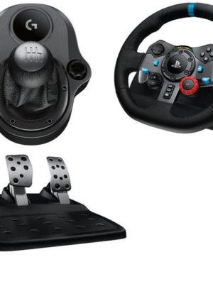 Logitech-G29-Driving-Force-shifter