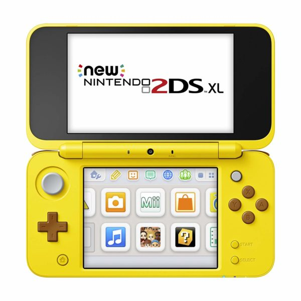 New Nintendo 2DS XL – Pikachu Edition (2)