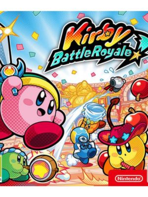 kirby-battle-royale