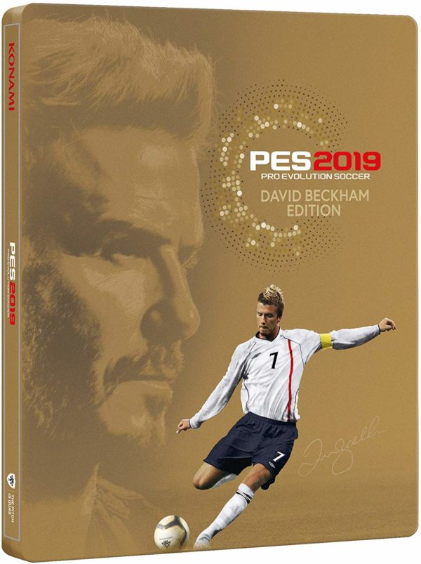 Pro Evolution Soccer PES 2019 – David Beckham Edition