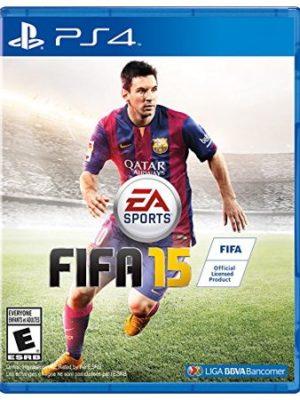 Notre objectif est de vous montrer des informations de produit précises. Les fabricants, fournisseurs et autres fournissent ce que vous voyez ici, et nous ne l'avons pas vérifié. FIFA 15 donne vie au football avec des détails époustouflants afin que les fans puissent vivre l'émotion de ce sport comme jamais auparavant Soyez témoin de l'intensité des foules et écoutez les commentateurs guider les fans ... FIFA 15 donne vie au football avec des détails époustouflants afin que les fans puissent vivre l'émotion de ce sport comme jamais auparavant. Observez l'intensité des foules et écoutez les commentateurs guider les fans dans le récit du jeu avec Dynamic Match Presentation. La nouvelle intelligence émotionnelle permet aux joueurs de réagir face aux adversaires et aux coéquipiers dans un contexte et par rapport au récit du match. br / Next Generation Visuals place les fans sur les emplacements vivants avec une herbe qui s'use au fil des matchs. Authentique...
