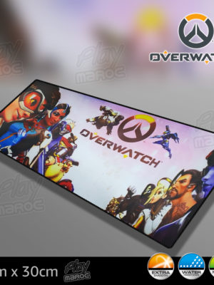 overwatch mouse pad