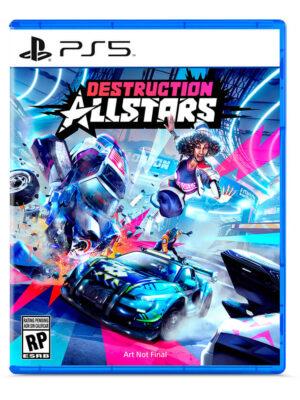 Destruction AllStars Standard Edition - PlayStation 5