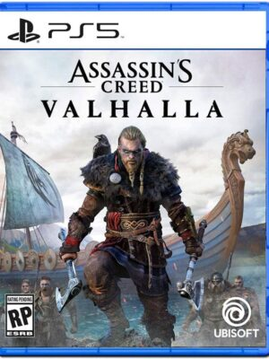 Assassin's Creed Valhalla Jeu PS5