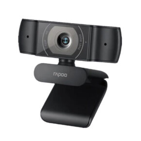 rapoo-c200-720p-hd-webcams-clipon-fivelayer-coated-lens-nonslip-silicone-usb20-with-a-100degree-wideangle-lens-
