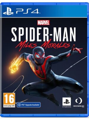 Marvel's Spider-Man Miles Morales PS4