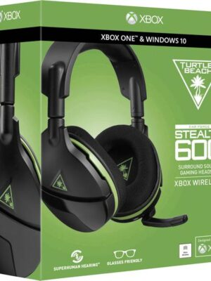 Turtle Beach Stealth 600 Casque Gaming sans Fil xbox one s