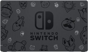 Console Nintendo Switch Edition Spéciale Fortnite (4)