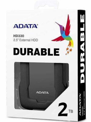 ADATA HD330 Disque Dur Externe USB 3.1 Noir 2 to