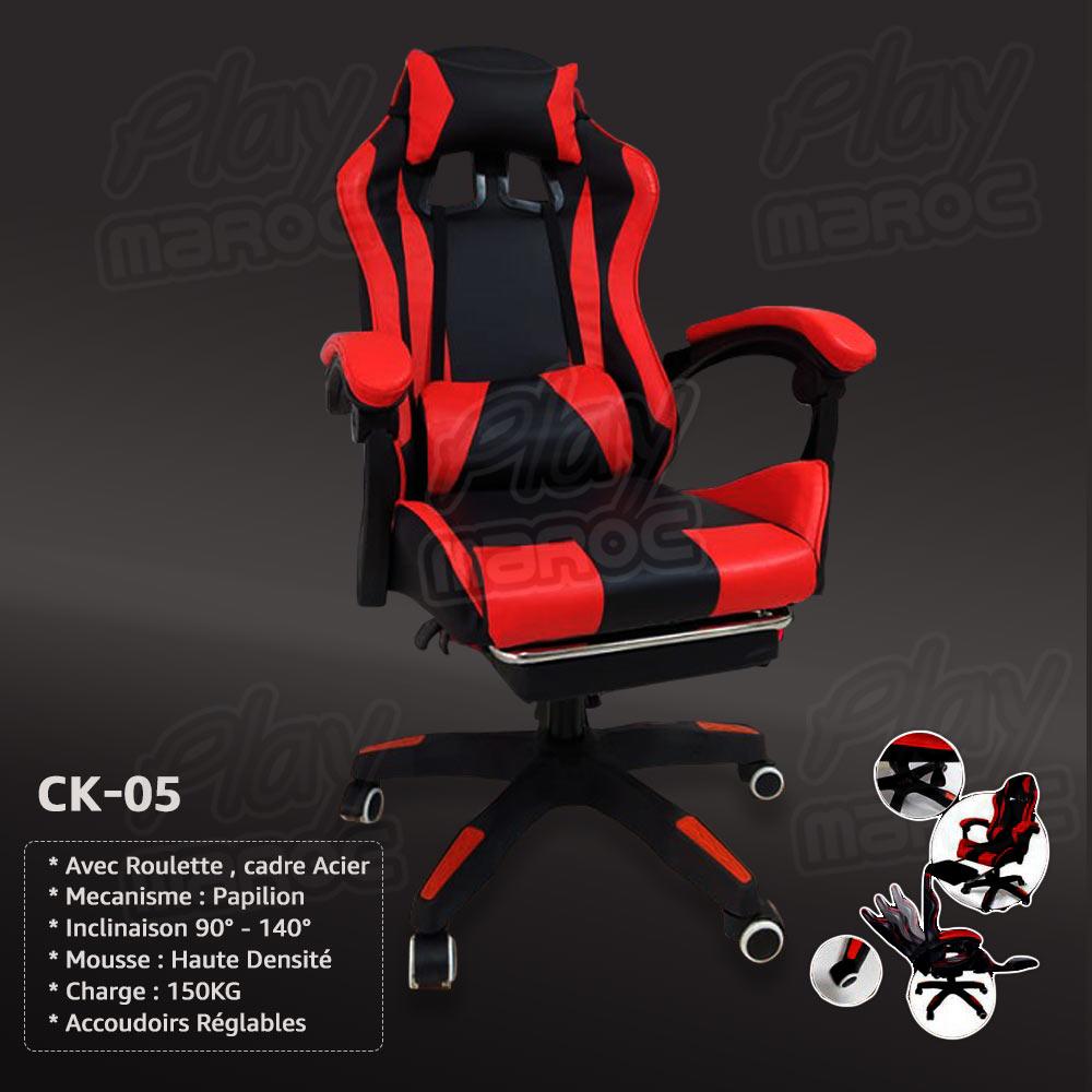chaise GAMER CK05 PLAYMAROC