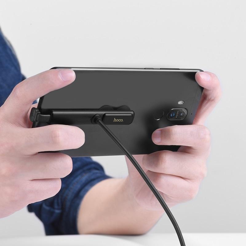 Câble de chargement USB vers Type-C «U51» avec ventouse