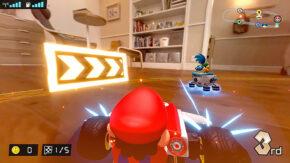 Jeu Mario kart Live : Home Circuite Switch Version Luigi NINTENDO