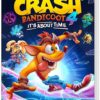 Crash Bandicoot 4: It's About Time Jeu Switch