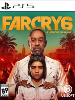 Jeu vidéo Far Cry 6 pour (PS5)
