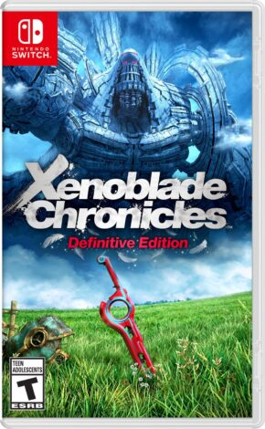 Xenoblade Chronicles Definitive Edition – Switch