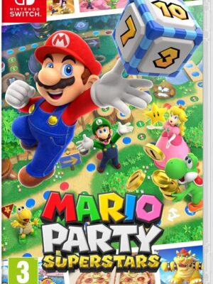Mario Party Superstars SWITCH