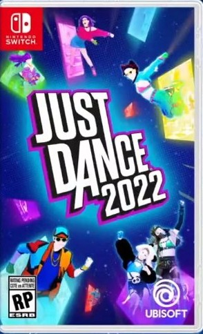 Just Dance 2022 SWITCH